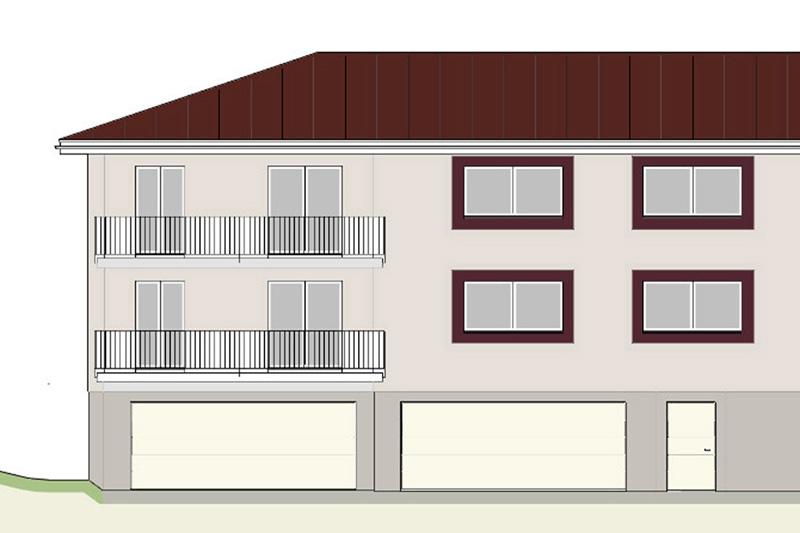Mehrfamilienhaus Neubau